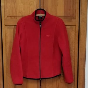 Red Marker by Polartec Fitted Fleece Jacket